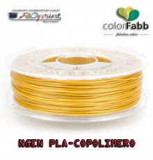 NGEN COLORFABB FACILITA STAMPA RESISTENZA COME ABS USI MECCANICI  DRONI AUTOMOTIVE STABILITA DIMENSIONALE SUPERFICIE LUCIDA