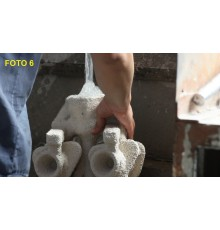 PLA INVESTMENT CASTING POLYCAST PROCEDURA DISTACCAMENTO CERAMICO