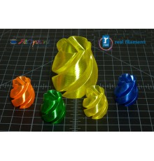 PETG REAL TRASLUCIDO NO LAYER EVIDENTI STAMPA 3D FACILE