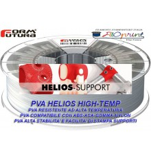 PVA HELIOS SUPPORTO STAMPA 3D PER MATERIALI ALTA TEMPERATURA SOLUBILE ACQUA