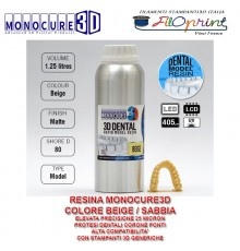 RESINA BIOCOMPATIBILE PER PONTI CORONE BIOMECCANICA DENTALE ALTISSIMA PRECISIONE