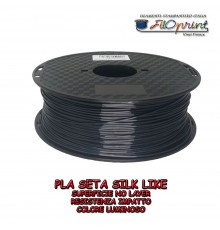 PLA SETA SILK LIKE SUPERFICIE LISCIA E LUCIDA NO LAYER RESISTENZA IMPATTO COMPATIBILE ZORTRAX